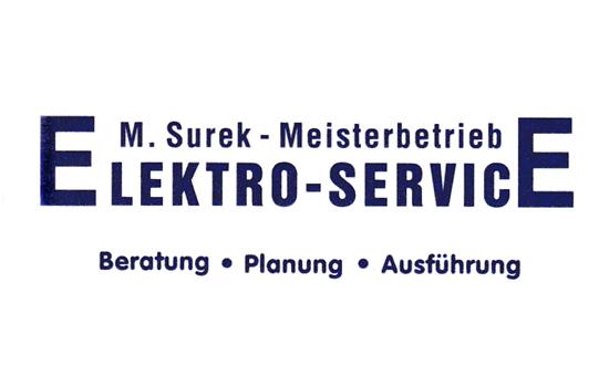 Logo von Elektro-Service M. Surek