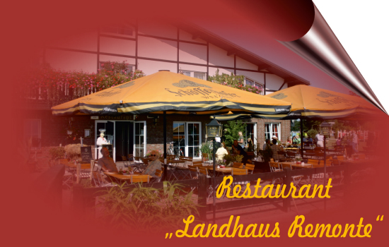 Logo vom Restaurant Landhaus Remonte