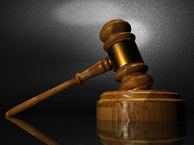 Gericht, Gesetz, Gerechtigkeit, Hammer